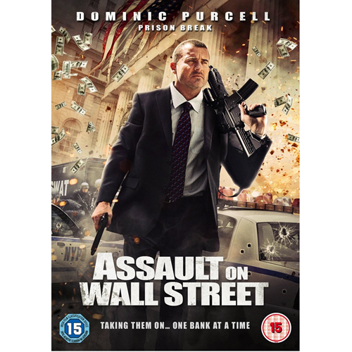 Assault On Wall Street (UK-import) (DVD)