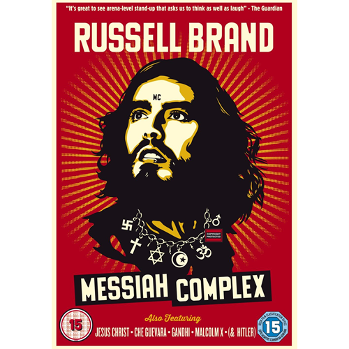 Russell Brand - Messiah Complex (UK-import) (DVD)
