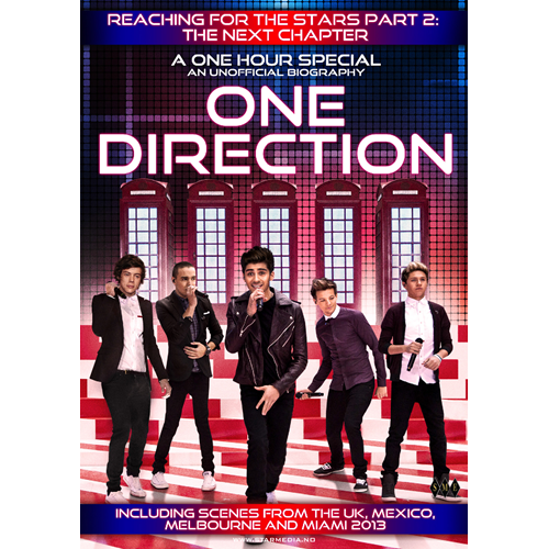 One Direction - Reaching For The Stars - Part 2 (DVD)