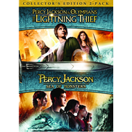 Percy Jackson - Lyntyven / Monsterhavet (DVD)