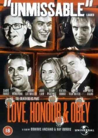 Love, Honour And Obey (UK-import) (DVD)