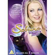 Sabrina The Teenage Witch - The Complete Series (UK-import) (DVD)