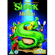 Shrek - The Musical (UK-import) (DVD)