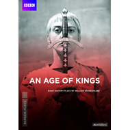 An Age Of Kings - Eight History Plays By William Shakespeare (UK-import) (DVD)