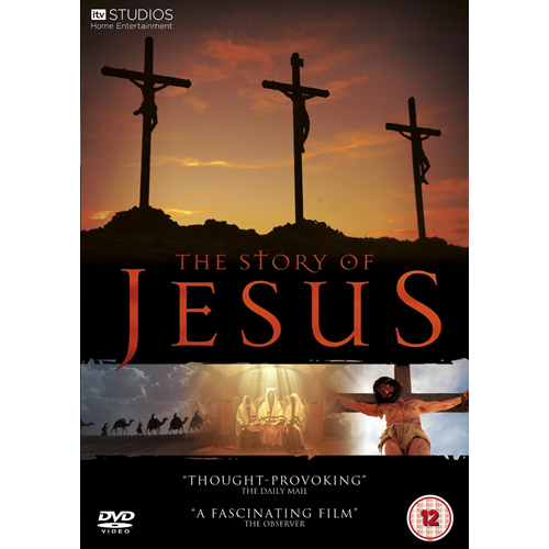 The Story Of Jesus (UK-import) (DVD)
