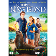 Return To Nim's Island (DVD)