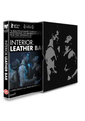 Interior. Leather. Bar. (UK-import) (DVD)