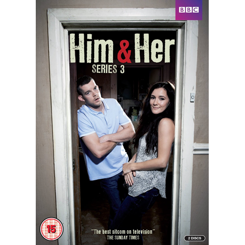 Him & Her - Sesong 3 (UK-import) (DVD)