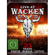 Live At Wacken 2012 (3DVD)