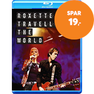 Produktbilde for Roxette - Live: Travelling The World (Blu-ray + CD)
