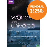 Produktbilde for Wonders Of The Universe (DVD)