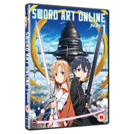 Sword Art Online - Part 1 (UK-import) (DVD)