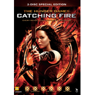 The Hunger Games 2 - Catching Fire (DK-import) (DVD)