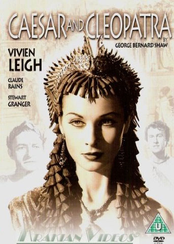 Caesar And Cleopatra (UK-import) (DVD)