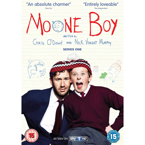 Moone Boy - Sesong 1 (UK-import) (DVD)