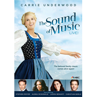 Produktbilde for The Sound Of Music: Live (DVD - SONE 1)