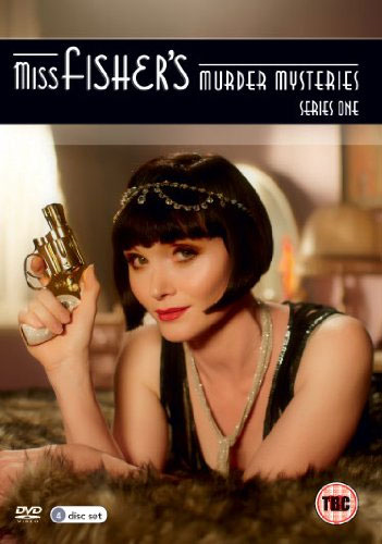 Miss Fisher's Murder Mysteries - Sesong 1 (UK-import) (DVD)