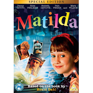 Matilda (UK-import) (DVD)