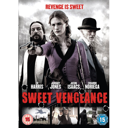 Sweet Vengeance (UK-import) (DVD)