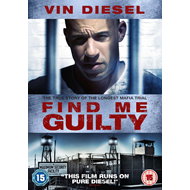 Find Me Guilty (UK-import) (DVD)