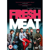 Fresh Meat - Sesong 3 (UK-import) (DVD)