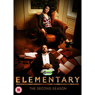 Elementary - Sesong 2 (UK-import) (DVD)