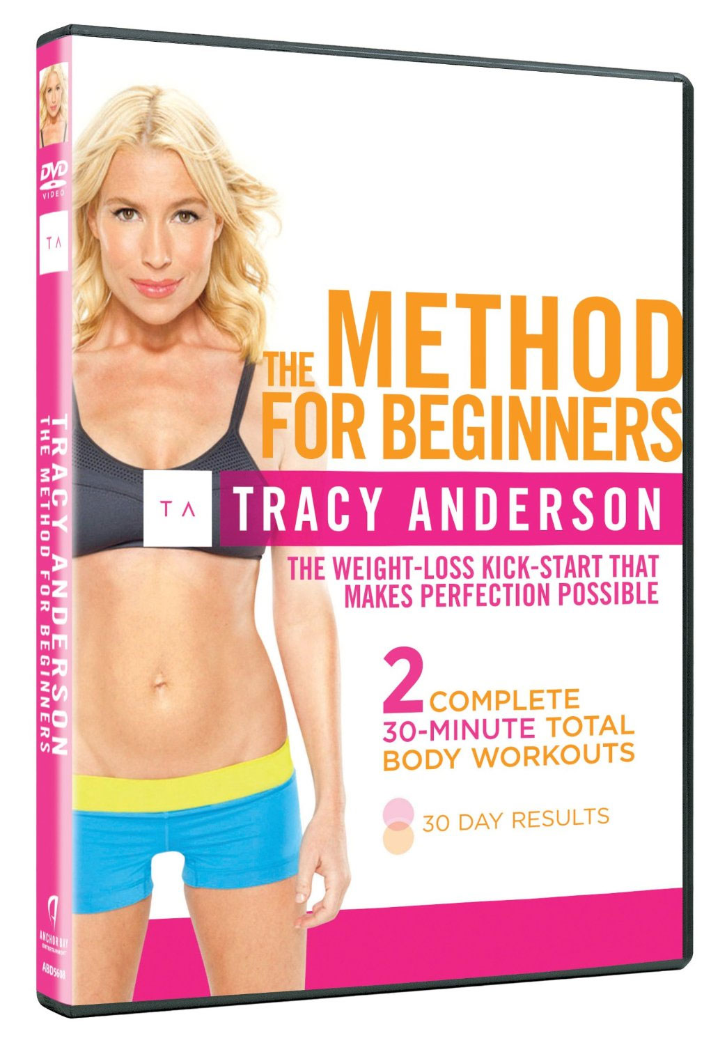 Tracy Anderson The Method For Beginners Uk Import