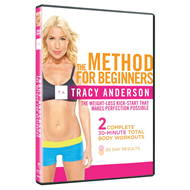 Tracy Anderson - The Method For Beginners (UK-import) (DVD)