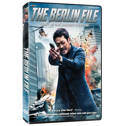 The Berlin File (DVD - SONE 1)