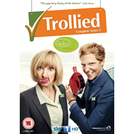 Trollied - Sesong 3 (UK-import) (DVD)