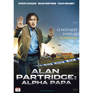 Alan Partridge - Alpha Papa (DVD)