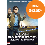 Produktbilde for Alan Partridge - Alpha Papa (DVD)