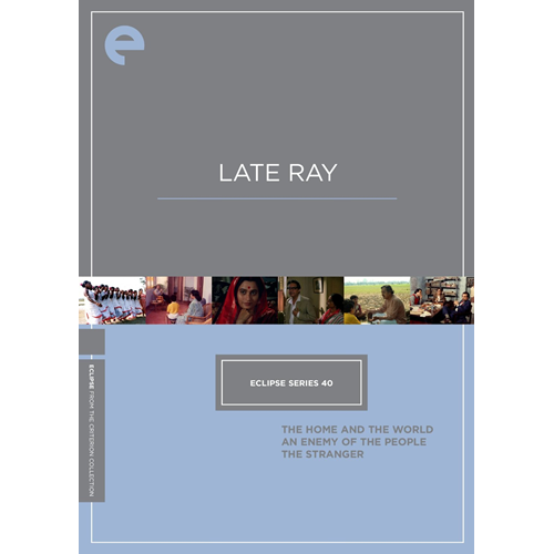 Late Ray - Eclipse Series 40 (DVD)