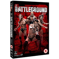 WWE - Battleground 2013 (UK-import) (DVD)