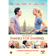 Produktbilde for Thanks For Sharing (DVD)