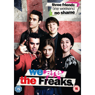 We Are The Freaks (UK-import) (DVD)