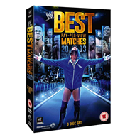 WWE: The Best PPV Matches Of 2013 (UK-import) (DVD)