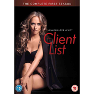 The Client List - Sesong 1 (UK-import) (DVD)