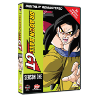 Dragon Ball GT - Complete Series 1 (UK-import) (DVD)