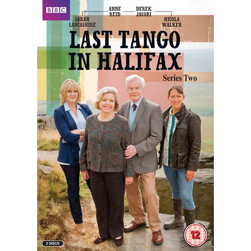 Last Tango In Halifax - Sesong 2 (UK-import) (DVD)
