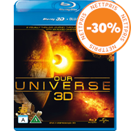 Our Universe (Blu-ray 3D + Blu-ray)