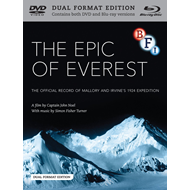 The Epic Of Everest (UK-import) (Blu-ray + DVD)