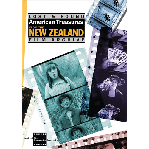 Lost & Found - American Treasures FromTthe New Zealand Film Archive (DVD)