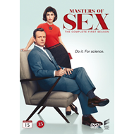 Masters Of Sex - Sesong 1 (DVD)