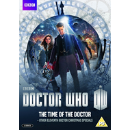 Doctor Who - Time Of The Doctor (UK-import) (DVD)