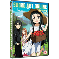 Sword Art Online - Part 2 (UK-import) (DVD)