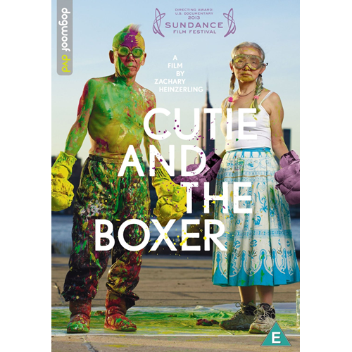 Cutie And The Boxer (UK-import) (DVD)