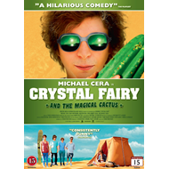 Crystal Fairy And The Magical Catus (DK-import) (DVD)