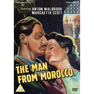 The Man From Morocco (UK-import) (DVD)
