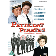 Petticoat Pirates (UK-import) (DVD)